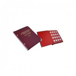 Альбом с листами для 10-ти рублевых юбилейных монет. Standard